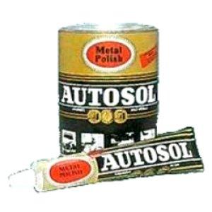 画像1: オートゾル(AUTOSOL)メタルポリッシュ